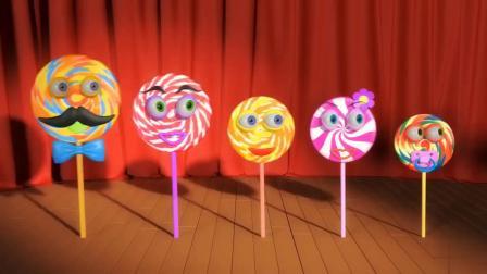 棒棒糖水果玩具