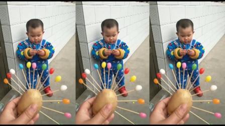 【妈妈发糖果】发棒棒糖、棉花糖、芒果糖、彩虹糖、包子等糖果