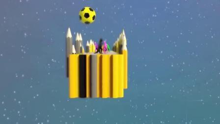 玩保龄球足球玩具认识球类
