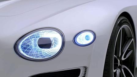 宾利EXP 12 Speed 6e概念车 电动豪华领域新军