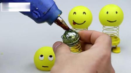 米趣实验室:DIY弹簧表情符号玩具,你值得拥有哦!