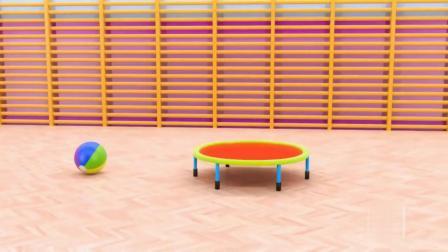 奇趣蛋积木玩具和皮球玩具