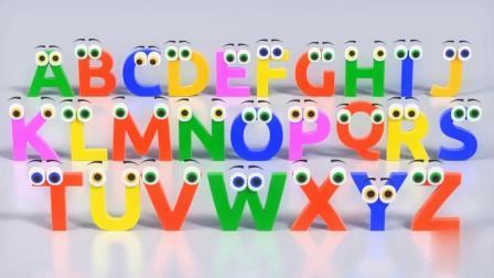 学习26个英文字母