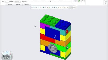 出图大师-批量工程图功能-冰盒子工具