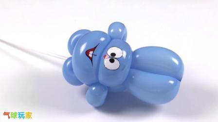 气球玩家气球造型教程-兔子[S0030054]