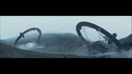 火爆全球的科技短片,他竟然临摹出来了?