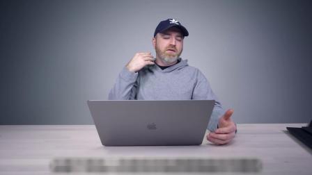 换回剪刀式键盘了!MacBook Pro 16 开箱体验