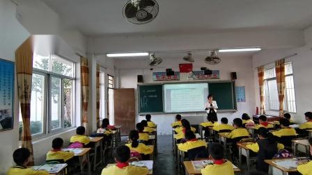 2019-2020学年第一学期三年级语文科《21大自然的声音》阳春市圭岗学校蓝永梅老师