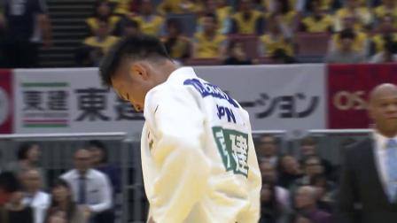 2019世界柔道大满贯大阪站第二天部分比赛