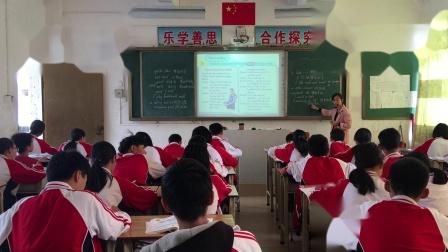 2019-2020第一学期七年级英语Unit6 SectionB 2a-2b阳春市圭岗学校麦青兰老师