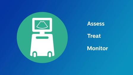EPIQ ultrasound liver assessment