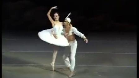 2007 马林 舞姬 片段 Ulyana Lopatkina, Nikolai Tsiskaridze