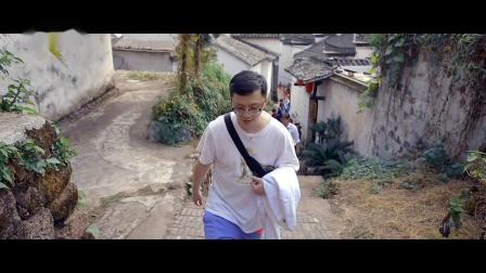 黄金公开赛金华站宣传片《狗采臣金华赶考记》