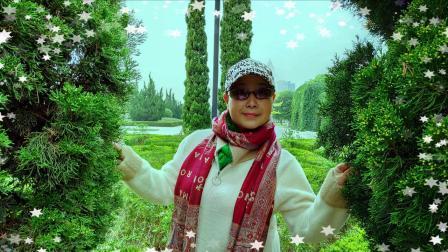 徜徉在武汉汉口江滩的如画美景中——人在画中,画在人中!
