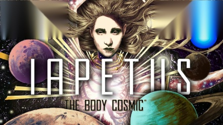 美国前卫旋律死亡金属 Iapetus - The Body Cosmic