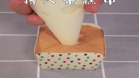 宝宝们喜欢吃北海道戚风蛋糕吗?万博甜点
