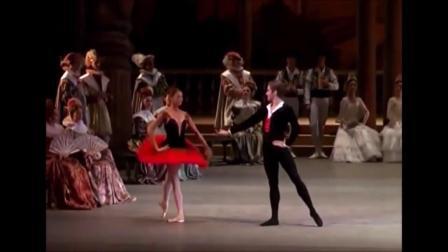 2009 莫大 堂吉诃德 大双 慢板 Ekaterina Krysanova, Andrei Merkuriev