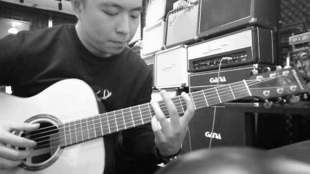 【简单又装13】一把吉他演奏同时演奏两首歌曲