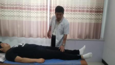 叶颖华肌筋膜疗法 胯膝关节疼痛调理