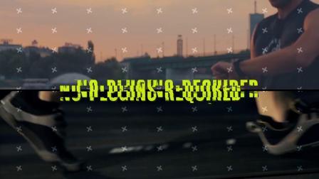PR模板 时尚动感户外体育运动健身宣传栏目活动视频花絮广告短片