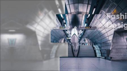 PR模板 优雅小清新风景生活旅游幻灯片照片文字展示视频电子相册