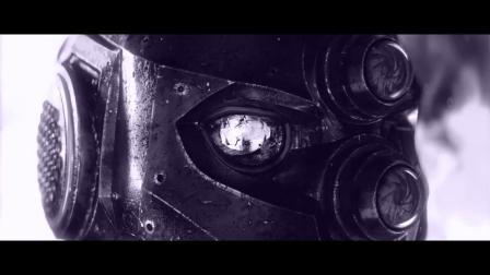PR模板 震撼大气炫酷粒子文字开场网游戏科幻栏目开场视频宣传片