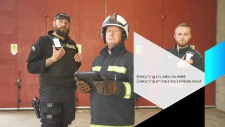 斑马技术:适用于应急服务的解决方案