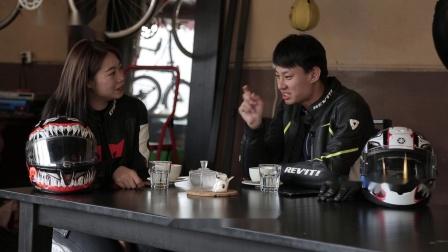 【摩托车杂志】车评:本来是和妹子骑车赏红叶,结果雅马哈XMAX 300抢戏!
