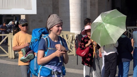 【欧洲随拍23】梵蒂冈(世界上最小的主权国家 世界文化遗产)
