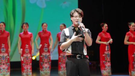 """2019湖南省""""欢乐潇湘""""娄底市选拔赛娄星区选送歌伴舞《梦中的妈妈》"""