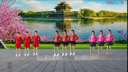 最新广场舞简单好学
