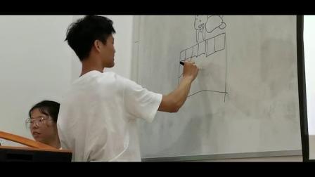广东科贸职业学院清远校区信息与自动化学院19级工业机器人技术3班团日活动视频