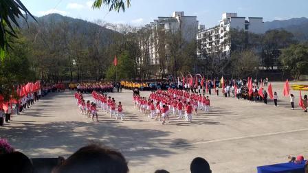 福州黎明职业技术学院2019级艺术系广场舞