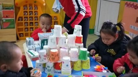 安邑东街幼儿园小二班区域活动