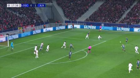 Highlights Lille - Ajax