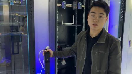 智能PDU接线安装