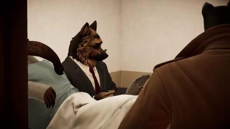 黑猫侦探blacksad游戏里所有smirnov的角色片段