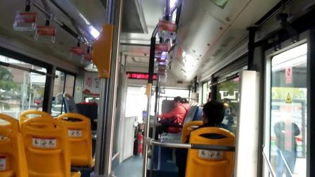 宁波公交346路 镇海市服务中心→荣骆路 比亚迪电动客车K8
