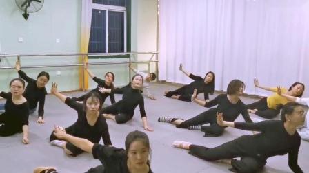 成人古典舞莲花课堂片段欣赏阜阳艺路舞蹈