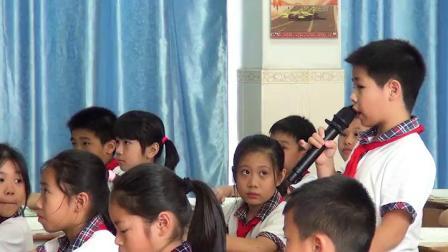 2019-2020学年第一学期三年级语文  《小真的长头发》实验小学  谢炜玲