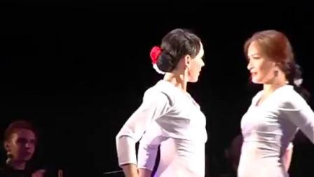 弗拉明戈舞蹈 Fandango 舞[高清版]