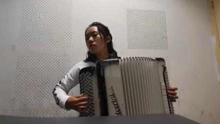 成人组 027 张开《烟花易冷》深圳南山杯手风琴网络大赛
