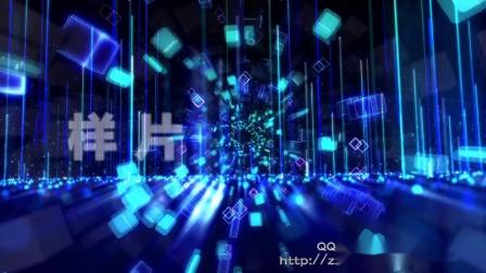 CP1768-野狼disco- 动感版 LED舞台背景视频 电子屏视频