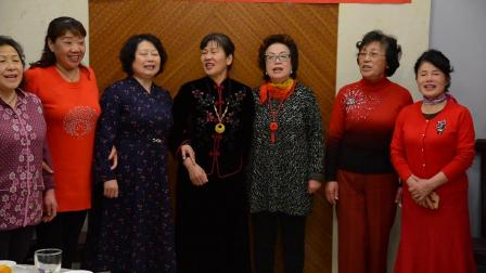 紫竹歌友联谊会 大合唱《美丽的基隆港》191130-0181