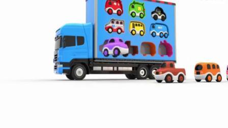 挖掘机动画片 汽车动画片 火车动画片 超级飞侠玩具