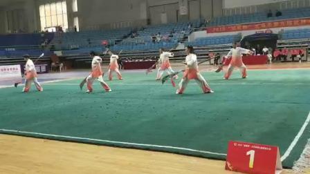 吴小飞陈式集体春秋大刀