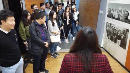 上海银行、中山证券、锐丰音响交流学习