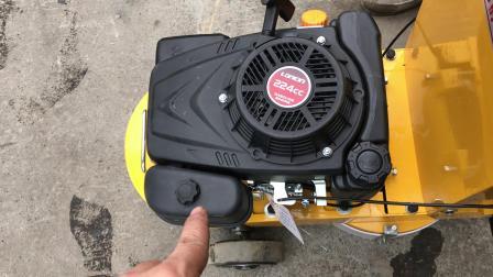 南宁永兴建机 汽油热熔除线机使用方法