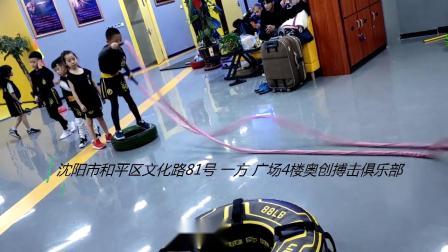 辽宁省体育局青少年指定搏击培训机构