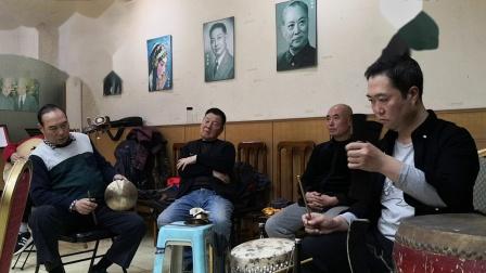 《西施》选段武场录像 (二)司鼓:周亚楠 演出单位:北京则平京剧研习社
